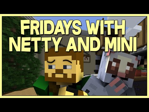 Fridays With Netty and Mini - Hide and Seek