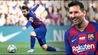 When Football Is A Joke For Lionel Messi