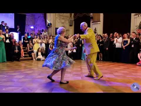 These Pensioners Sure Know How to Dance!