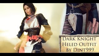 Dark Knight Heled Outfit by Dint999