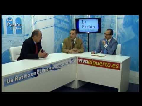 Entrevista con el pregonero de la Semana Santa de El Puerto 2018