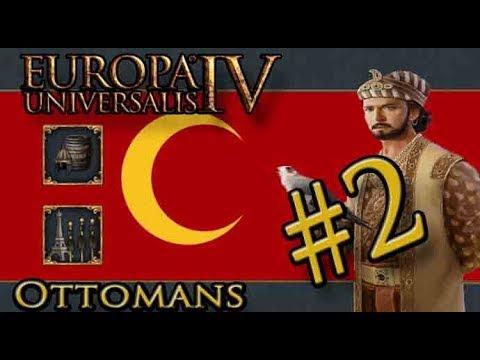 Europa Universalis II смотреть онлайн видео в отличном качестве и