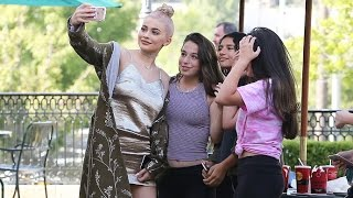 Kylie Jenner Makes Fangirls Go Wild With Her Sexy Look At The Mall