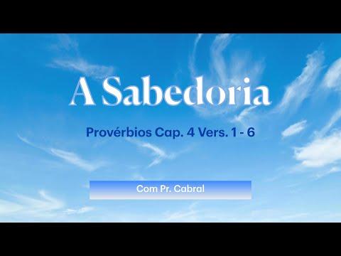 A SABEDORIA