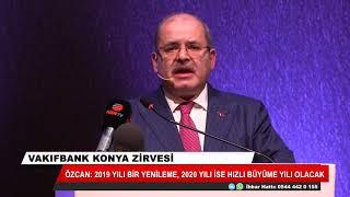 Vakıfbank Konya zirvesi
