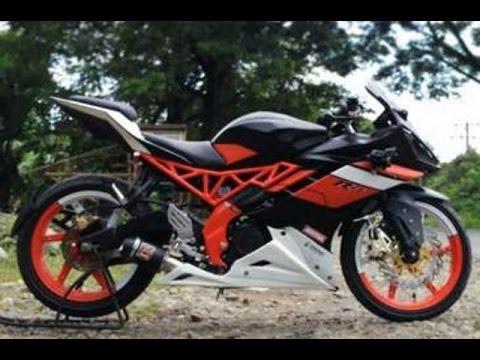 Video Cah Gagah | Video Modifikasi Motor Yamaha R15 Keren Terbaru