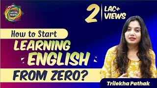 How to start learning English from scratch - learn English for beginners