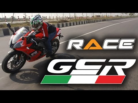 Race GSR125 Review By Team BikeBD