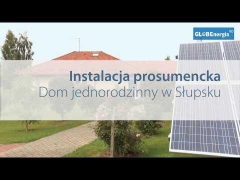 Dimplex – Instalacja prosumencka: pompy ciepła + fotowoltaika - zdjęcie