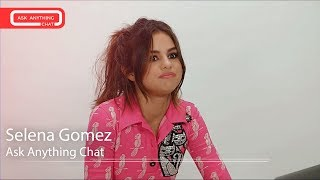 Gambar cover Selena Gomez Talks About Her