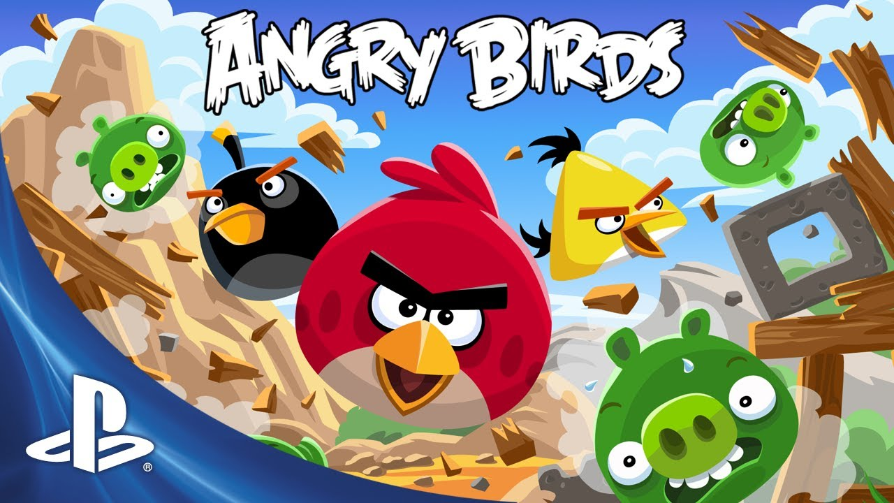 Angry Birds Trilogy: Baixe o Anger Management Pack Hoje na PS Store BR