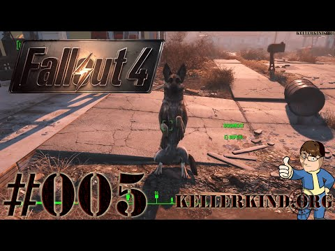 Fallout 4 [HD|60FPS] #005 - Versorgung der Gruppe ★ Let's Play Fallout 4