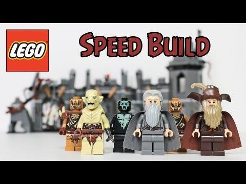Vidéo LEGO Le Hobbit 79014 : La bataille de Dol Guldur