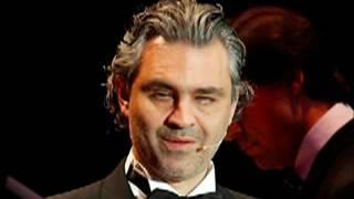 Andrea Bocelli canta Malafemmena