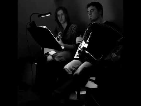 Beatles music with Justin Paschalides on piano accordion and Jack Philipoom on guitar.