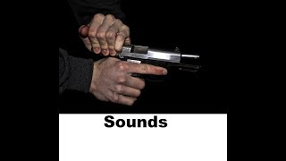 Gun Reload Sound Effects All Sounds