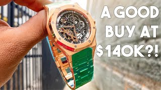 Audemars Piguet Openworked – Is This $140,000 AP A Good Buy Right Now?!