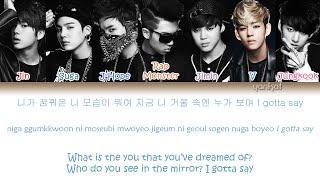 Gambar cover BTS (Bangtan Boys (방탄소년단) - No More Dream (Color Coded Han Rom Eng Lyrics)