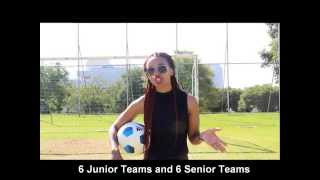 Youth Day Women's Football Challenge 2015 - Promotional Video
