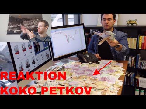 Wie man bitcoins gegen echtes geld eintauscht