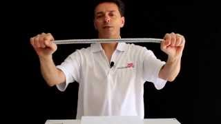 Flexible Gooseneck and Rigid Arm Demonstration SnakeClamp Products