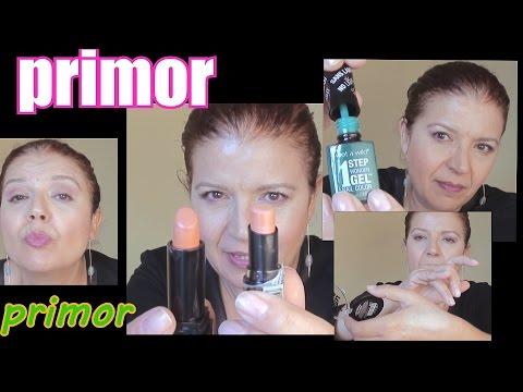 Mini compras Primor y depilación facial | Beauty shopping, facial hair removal | El mundo de Gracia