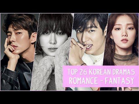 Top 26 korean romance   fantasy dramas