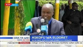 Dominic Kimengich ndiye Askofu wa Eldoret