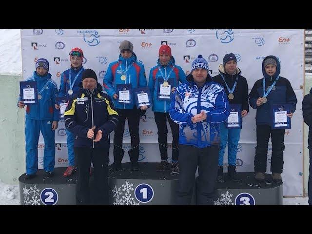 Ангарские лыжники вернулись с победой