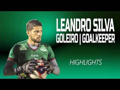 Leandro Silva Goleiro 2021