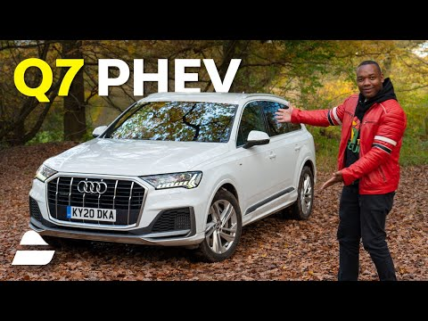 Audi Q7 Plug-In Hybrid: Unboxing Our New Long Termer   4K