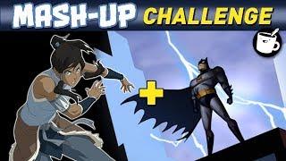 Avatar + Batman: Style Mash Up Challenge