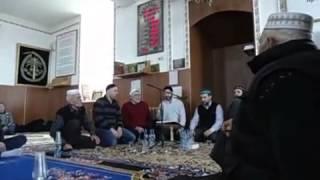 Мавлид джамата Храх−Убы в мечете имени Мухаммада Ярагского в Махачкале