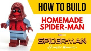 Lego Spider Man Homemade Suit Free Video Search Site Findclip