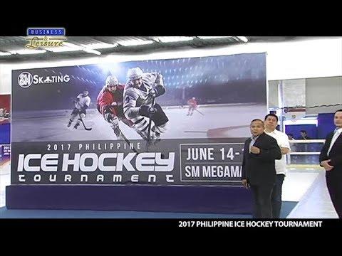 2017 PHILIPPINE INTERNATIONAL ICE HOCKEY TOURNAMENT