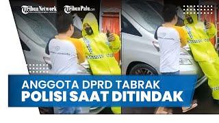 Anggota DPRD Tabrak Polisi saat Ditindak, Gerindra Sebut Kader Bisa Dicopot
