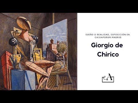 Giorgio de Chirico en Caixaforum. Exposición Sueño o realidad // Videoguía Express
