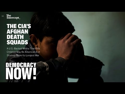 CIA-Backed Afghan Death Squads Massacred Children Inside Religious Schools in Campaign of Terror