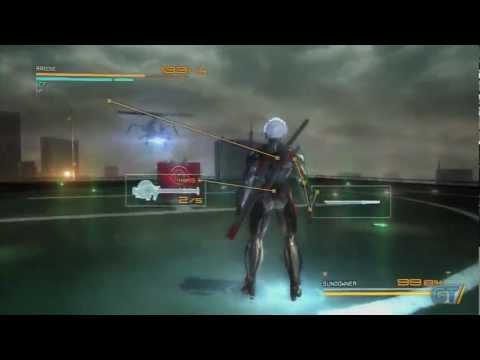 Metal Gear Rising: Revengeance - Review video thumbnail