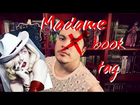 MADAME X BOOK TAG   Tags #031