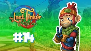 preview picture of video 'The Last Tinker: City of Colors - #14, I love the Cannons!'