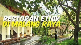 4 Resto Bernuansa Etnik di Malang Raya, Punya Koleksi Barang Antik Kerajaan Thailand