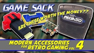 Modern Accessories For Retro Gaming Vol 4   Game Sack