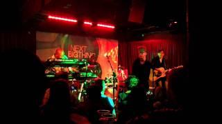 Daley performing Smoking Gun live at The Borderline