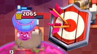 Clash Royale - MASTER I! Huge Trophy Push