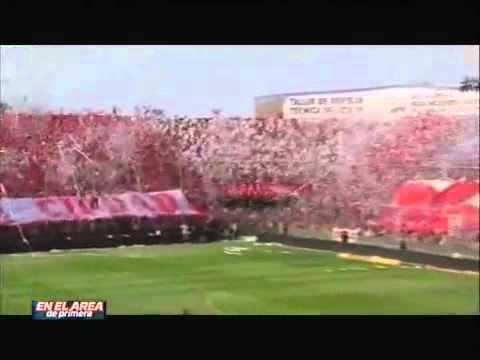 """""""Hinchada Tatengue! / UNIÓN 0 - Colon 0"""" Barra: La Barra de la Bomba • Club: Unión de Santa Fe"""