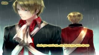 KitaNightcore - Suffocate [Lyrics]
