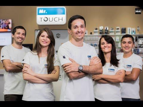 Mr. Touch - Revenda Autorizada Apple em Altamira e região.