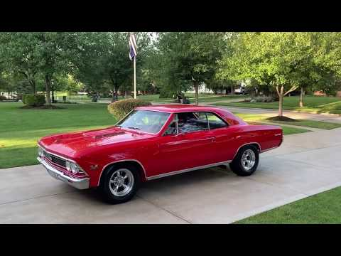 Video of '66 Chevelle SS - QTLK