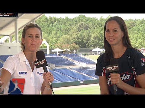 National Pro Fastpitch: USSSA Pride's Cat Osterman (Online Exclusive)